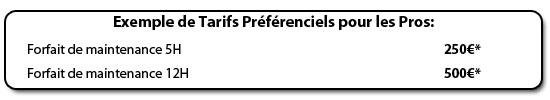 tarif-website-pro